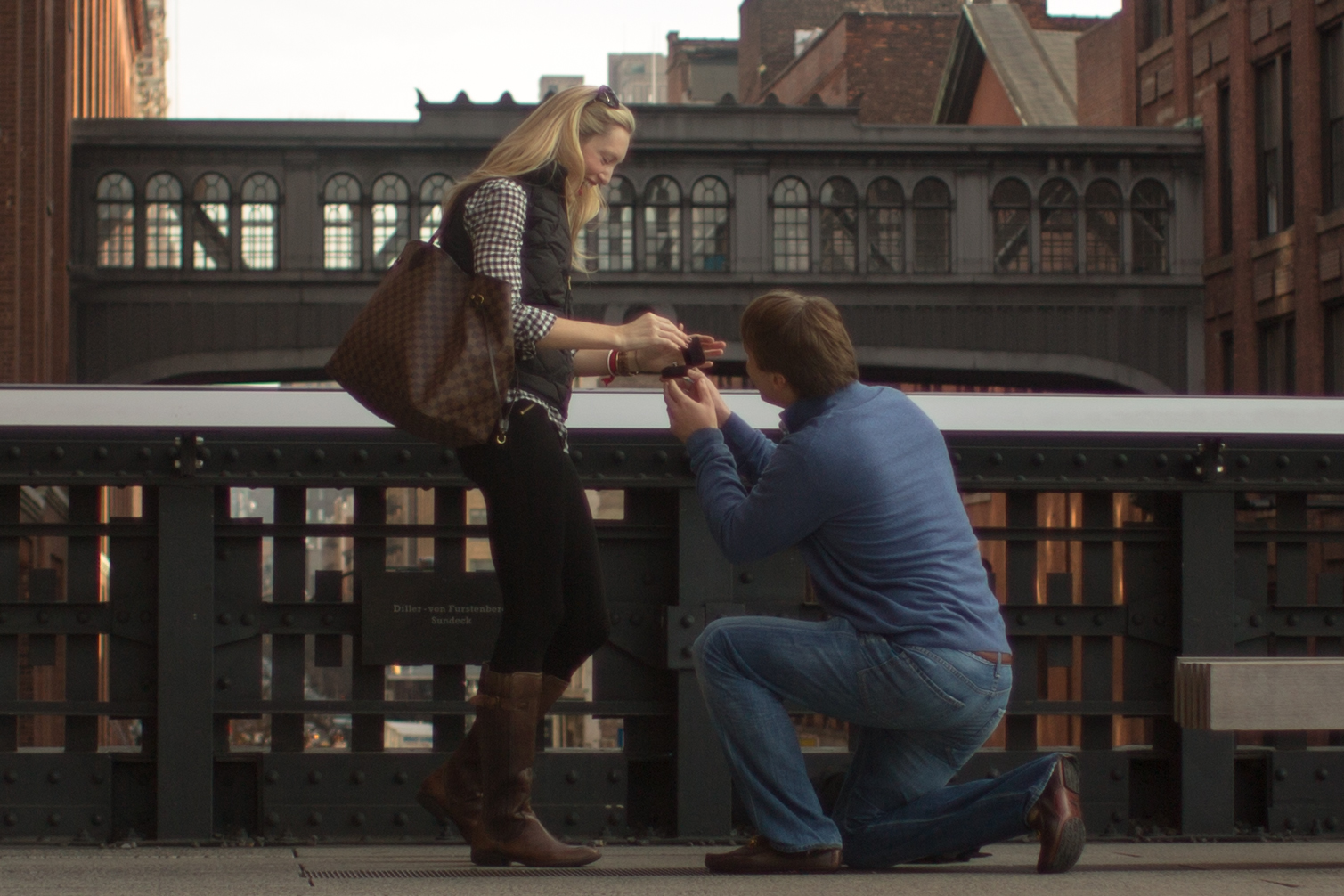 High_Line_Nyc_Marriage_Proposal
